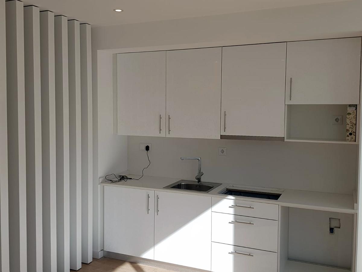 Apartamento T1 remodelado, Matosinhos – perto da praia